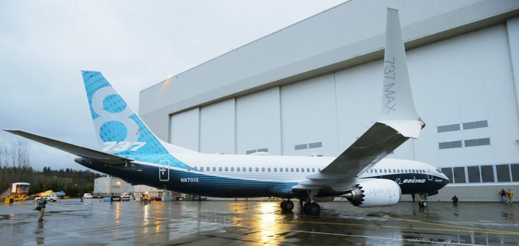 FAA Administrator Steve Dickson's Decision to Fly the Boeing  737 MAX