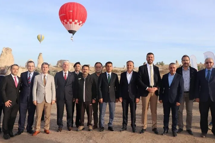 First Local and National Air Balloon Performed its Maiden Flight