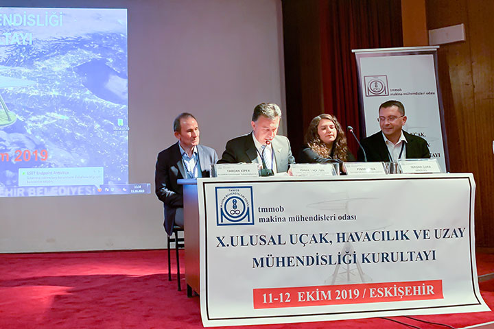 10th National Aeronautics and Aerospace Engineering Congress Held in Eskişehir