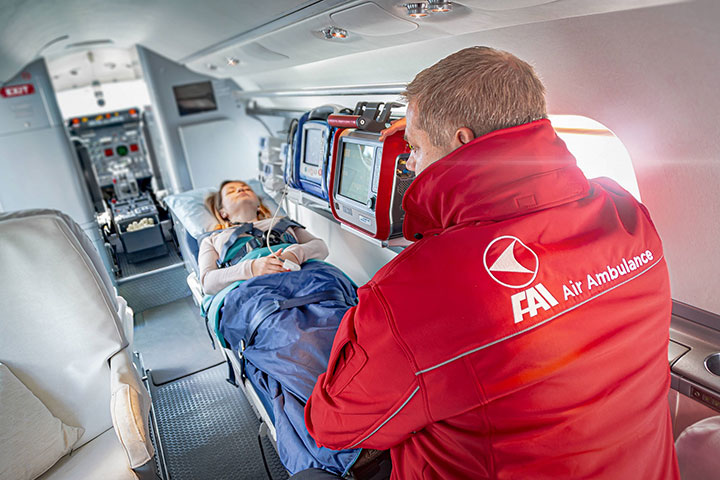 FAI Nominated as Finalist in Air Ambulance Company of Year Award