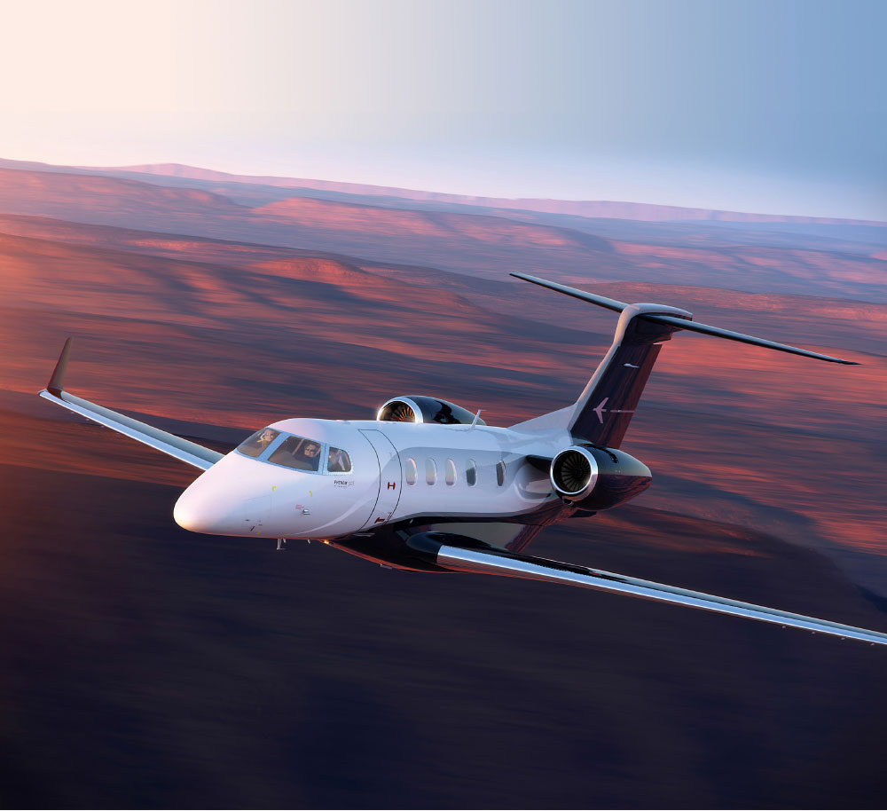 Embraer's New, Enhanced Phenom 300E Receives ANAC, EASA & FAA Approval, Achieving Triple-Certification