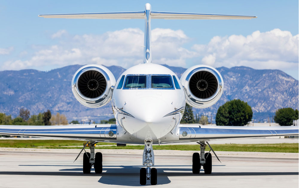 "Planet Nine (""P9PA"") Expands Gulfstream Charter Fleet with Second, Managed GV"