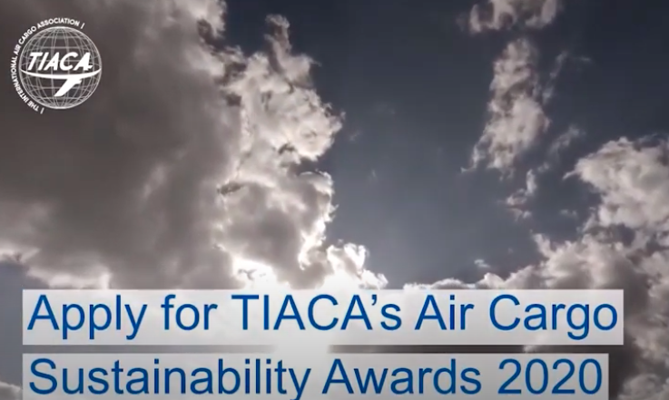 TIACA Launches Its 2nd Air Cargo Sustainability Awards