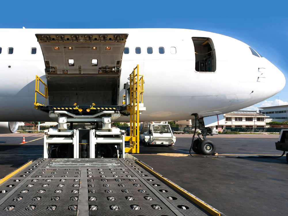 Air Cargo Becomes  a Lifeline for Global Trade