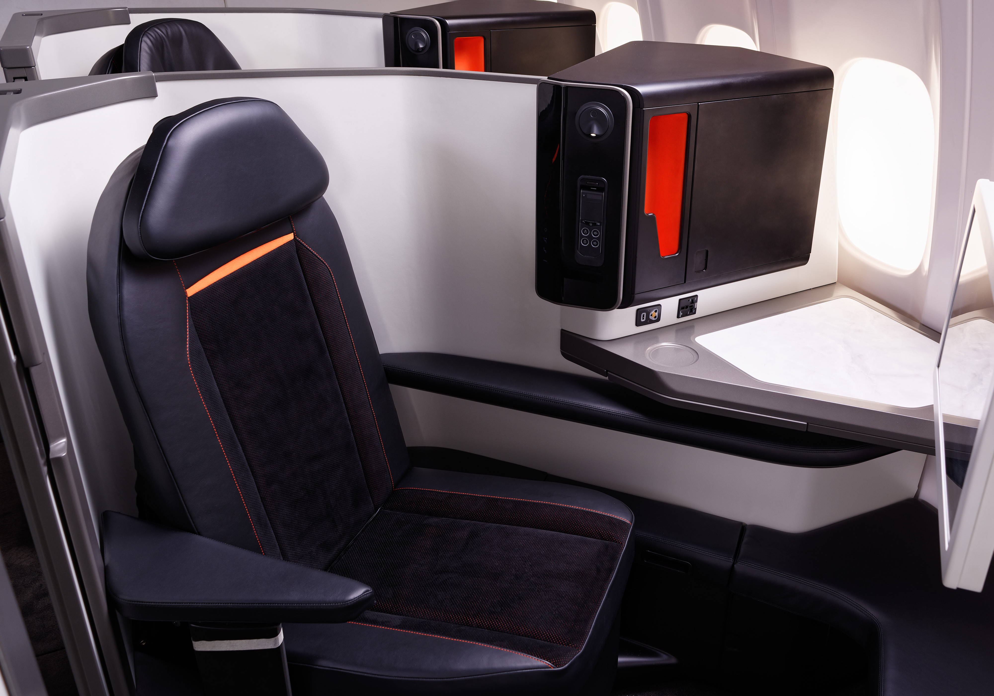 STELIA Aerospace Launches `OPERA', its New Business Class Seat