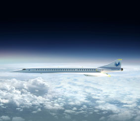 Collins Aerospace Systems Signs a  Collaboration Agreement with Boom Supersonic