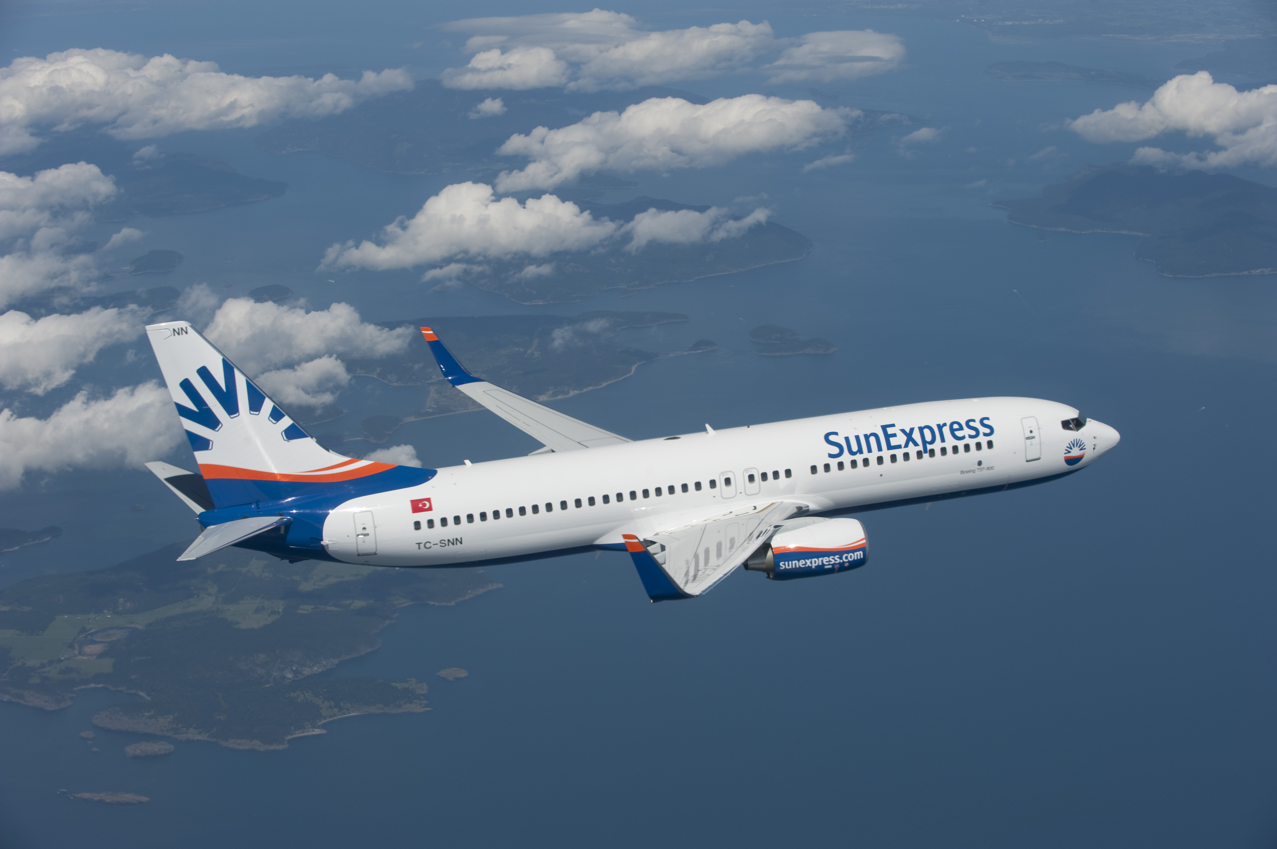 SunExpress Flights to the Middle East to Begin