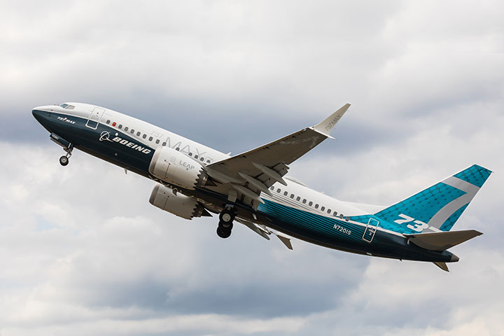 The Most Violent Turbulence in Boeing's History: 